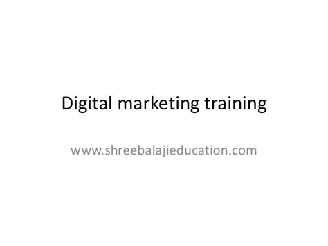 Digital Marketing Qualifications by Digital Marketing In Chandigarh