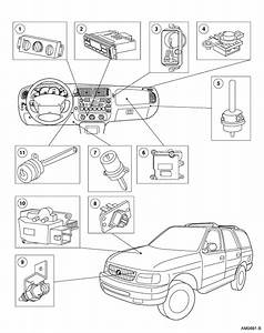 I Need A Diagram Of My A  C Control System For A 98 Ford