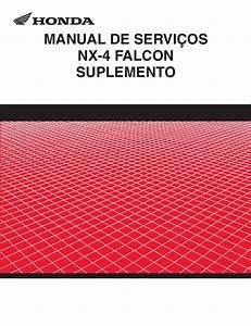 Manual De Servi U00e7o Supl Nx4 Falcon