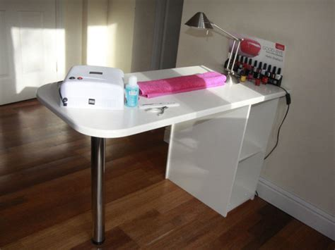 nail salon desk for sale manicure station nail desk nail bar new for sale in