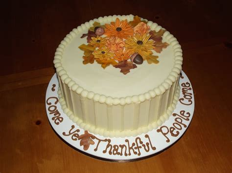 cake decorations for thanksgiving cakes decoration ideas birthday cakes