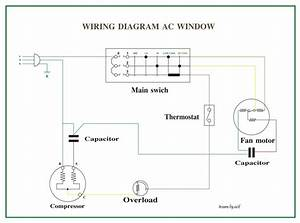 Daikin Air Conditioner Wiring Diagram