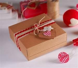 Emballage Cadeau Professionnel : boite cadeau noel ~ Teatrodelosmanantiales.com Idées de Décoration