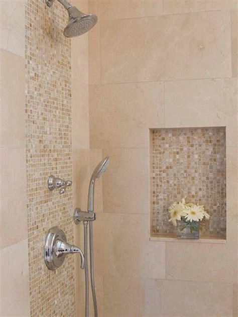 bathroom with mosaic tiles ideas neutral marble and onyx tile in bathroom shower