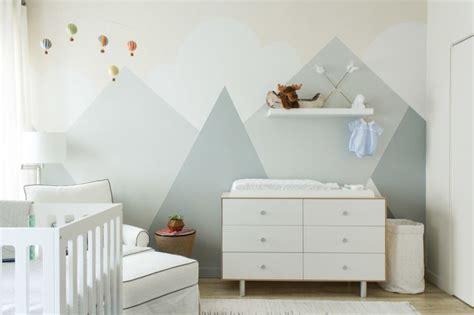 Wandgestaltung Kinderzimmer Baby Junge by Die 25 Besten Ideen Zu Wandgestaltung Kinderzimmer Auf