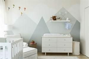 die 25 besten ideen zu wandgestaltung kinderzimmer auf With babyzimmer wandgestaltung ideen