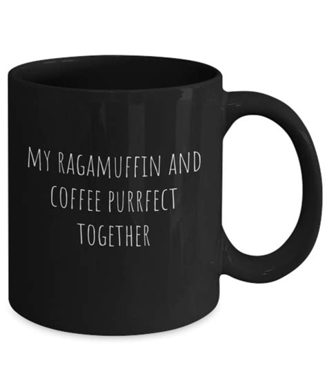 550 collection blvd., suite 130. My Ragamuffin Purrfect Cat Cute Coffee Cup Mug | eBay
