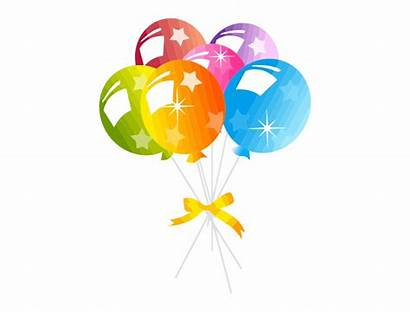 Clipart Celebration Balloons Balloon Birthday Cartoon Clip