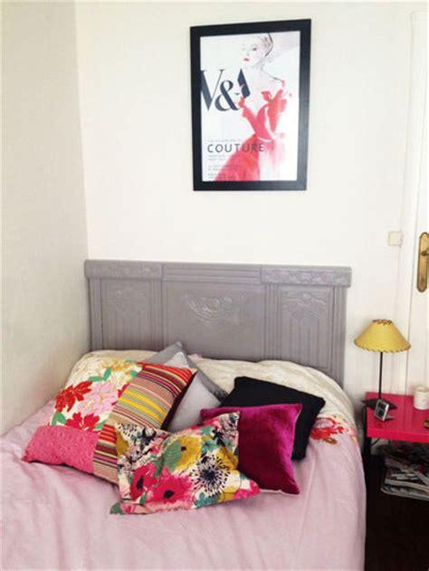 une chambre à soi une tête de lit à faire soi même pour une chambre déco