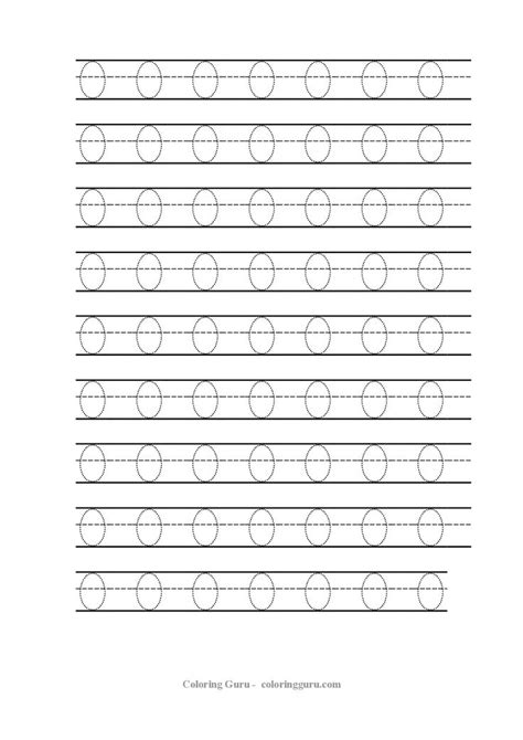 1000 images about number tracing worksheets 4 preschool