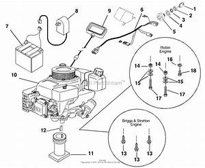Briggs And Stratton 18 5 Hp Ohv Intek Engine Diagram