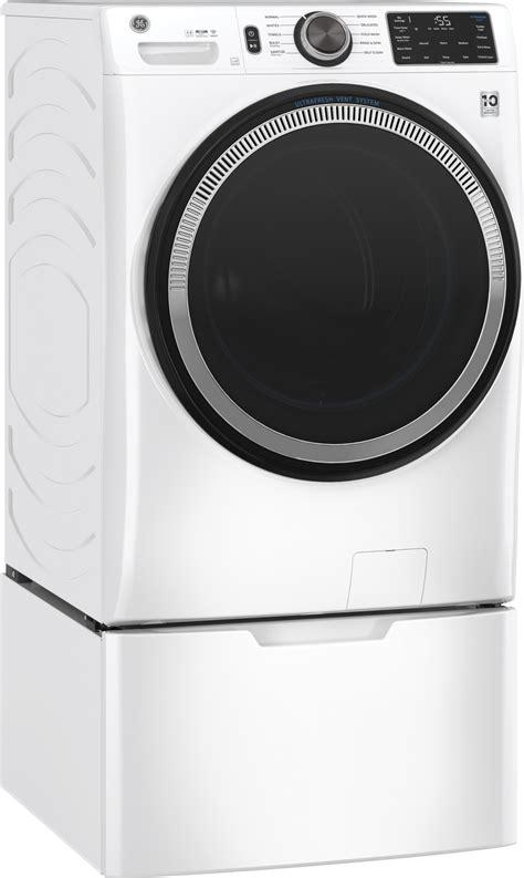 gfwssnww ge   cu ft front load washer wifi ultrafresh odorblock white