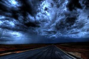 Dark, Clouds, Images, Landscape, Dark, Clouds, Images, 31619