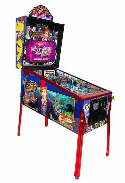 Pinball Jack Week 9th December Check Wonka