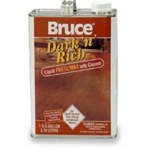 bruce floor wax bruce 32 oz dark n rich wood floor wax cleans protects wood ask home design