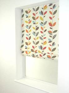 Own, Fabric, Roman, Blinds, Make, Up, From, U00a341, 38