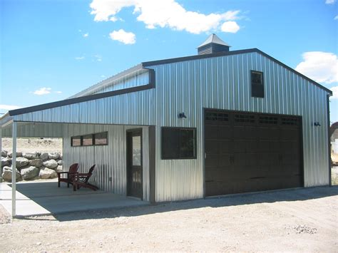Steel Pole Barn Kits by Summit Steel Building Kit By Versatube For The Home