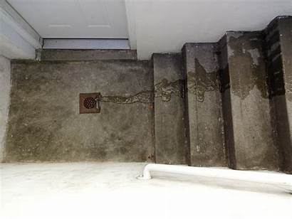 Drain Basement Outside Blocked Stairwell Clogged Flooding