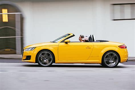 Audi Spyder Roadster Are Divine Wind