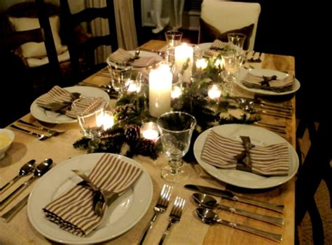 dinner table decorations for dinner parties wonderful dinner party table decoration ideas with cutlery