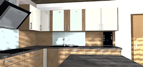 Küche Mit Arbeitsinsel by Nobilia Musterk 252 Che L K 252 Che Mit Arbeitsinsel Bosch