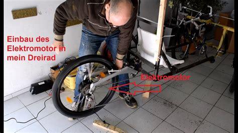motor selber bauen elektrofahrzeug selber bauen wird der motor eingebaut