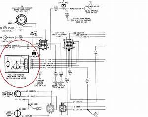 Basic Wiring Diagram Fuel Gauge