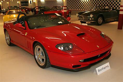 Ferrari 550 Barchetta - Chassis: 124287 - 2006 Bonhams ...