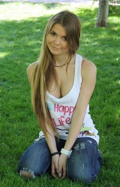 Cute Russian Girls Barnorama
