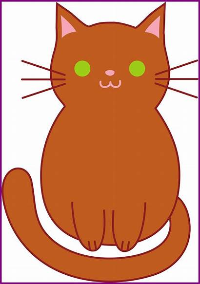 Cat Clipart Clip Yarn Funny Transparent Cartoon