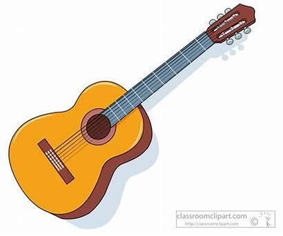 Instruments Musical Clipart Instrument Guitar Clip Acoustic
