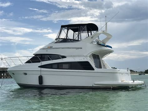 Carver Boats by Carver 36 Motor Yacht Boats For Sale In United States