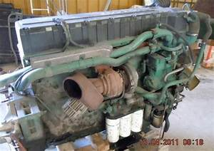 Volvo Motor Moteur Volvo Fh 460 Type  D12d460 Engine   Engine Spare Part For Sale At Truck1  Id