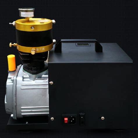 4500psi 30mpa 300bar pcp air compressor 110v 220v high pressure electric air for