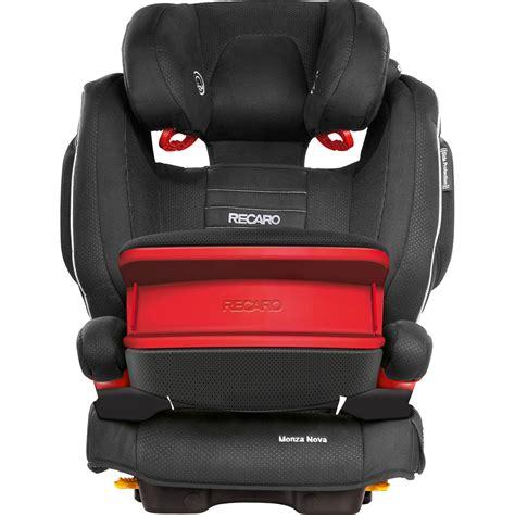 siege bebe bouclier siège auto monza is seatfix avec bouclier black