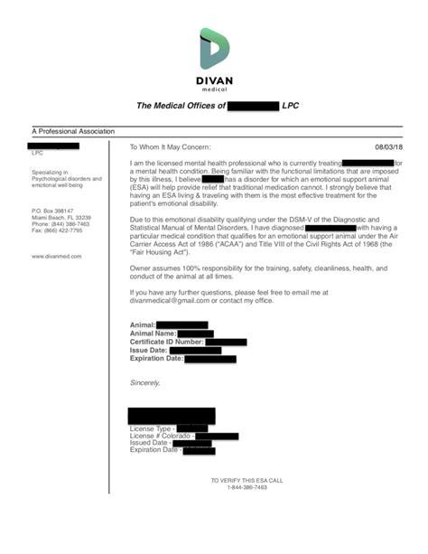 printable esa certificate tutoreorg