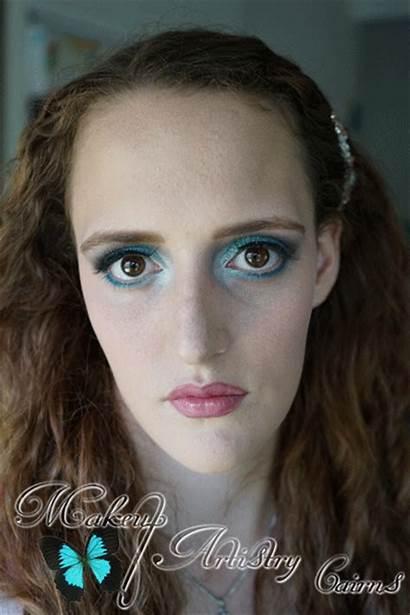 Makeup Formal Looks Glamour Ball Cairns Hair