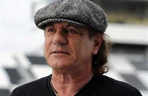 Brian Johnson Says Malcolm Young Gave Rock And Roll A Fist