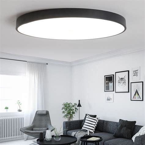Led Lights For Room Wish by Ultra Thin Led Ceiling Light For Living Dining Room