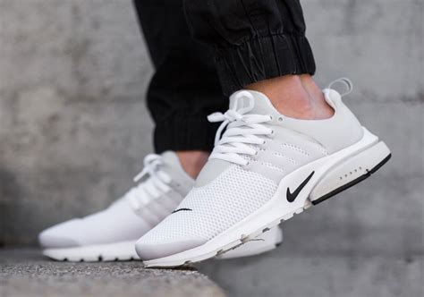 sepatu airmax grey nike air presto breathe white black sneaker bar detroit
