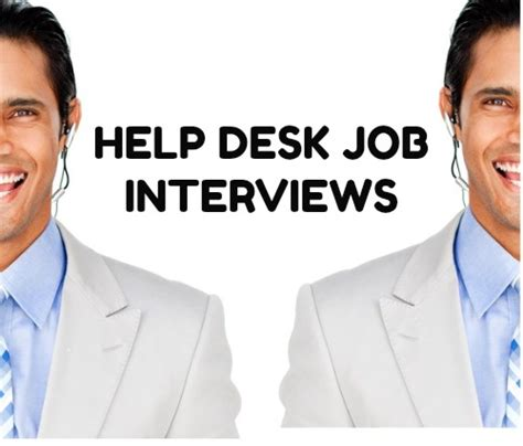 it help desk job help desk job description