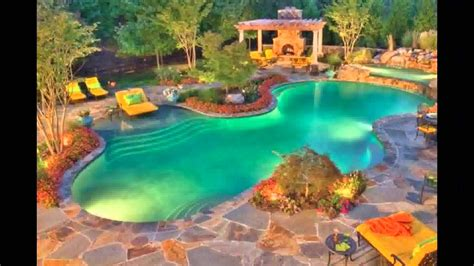 luxury homes designs interior best tropical swimming pool design ideas plans waterfalls