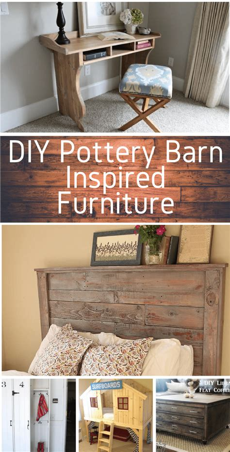 Pottery Barn Inspired by Diy Pottery Barn Inspired Furniture Home Creations