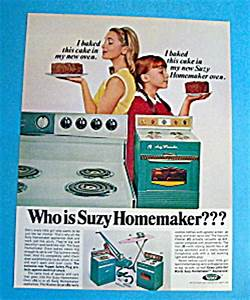 Vintage ad 1966 suzy homemaker appliances misc at ads for Homemakers furniture coupons