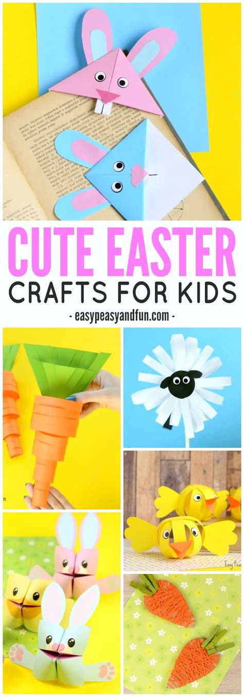 easter crafts for to make easter crafts for kids lots of crafty ideas easy peasy and fun