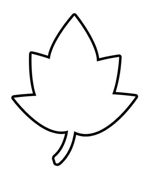 leaf cut out template leaf cutout homeschooling activities leaf prints free clipart images and clip