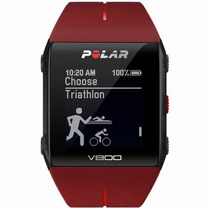 Polar V800 Gps Hr Combo Triathlon Montre