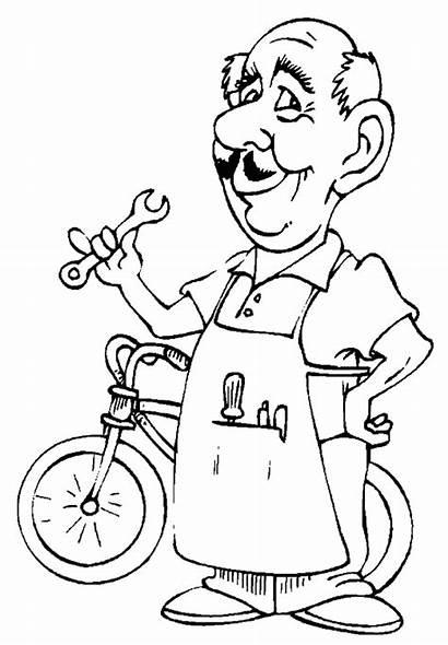Coloring Pages Digi Cartoon Kp Stamps Kleuterdigitaal