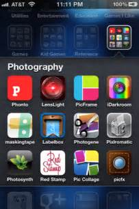 Photography Editing Apps for iPhone