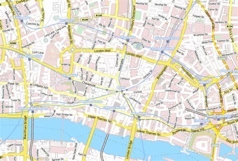 Die illustratorin jenni sparks hat eine ziemlich geniale karte von london gezeichnet. London Karte England